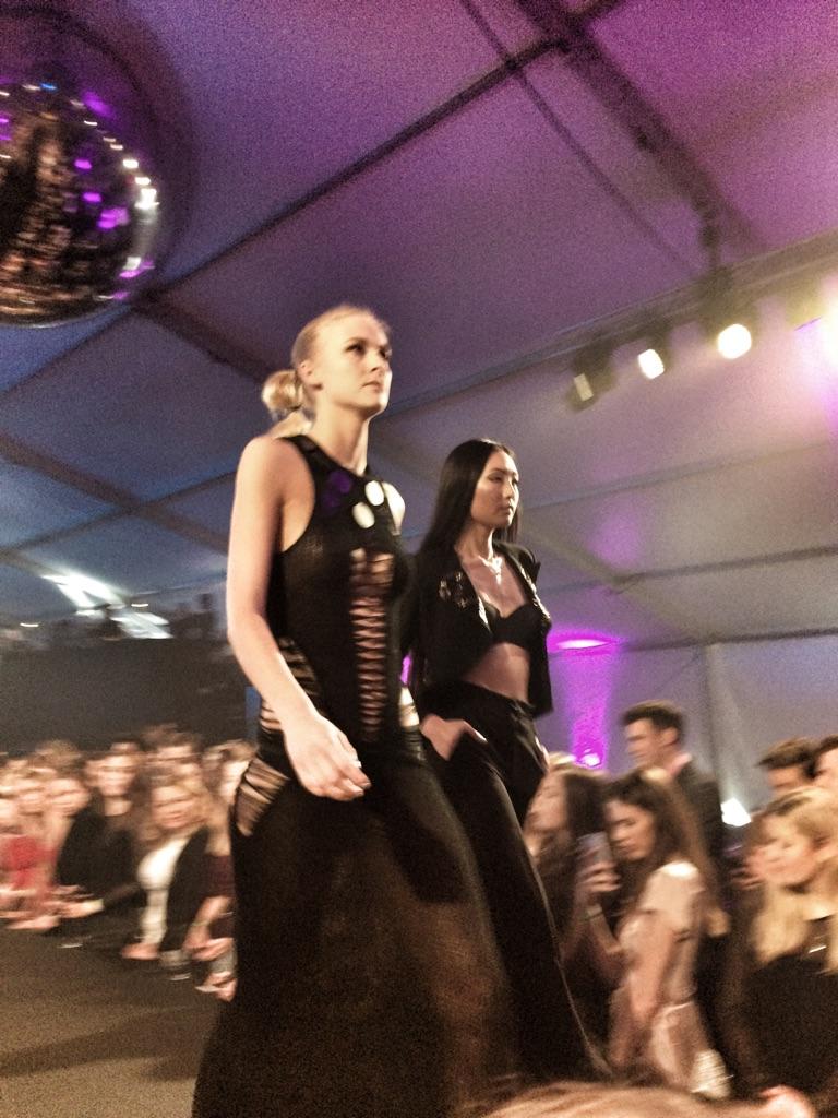 Tweed & Tartan: Fashion Week in Scotland