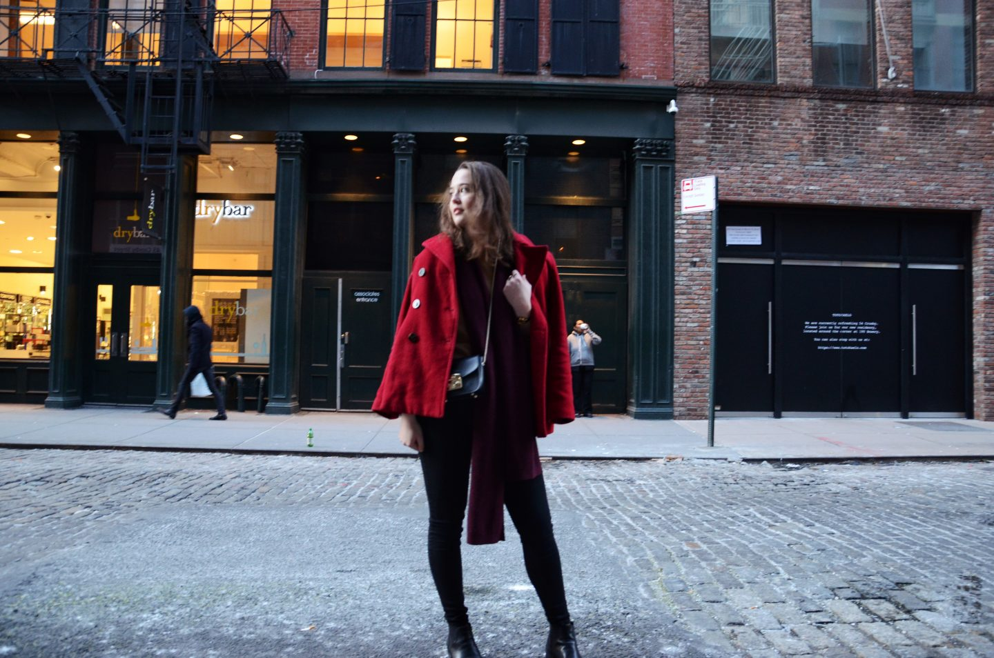 Soho Style- Braving NYC Winter